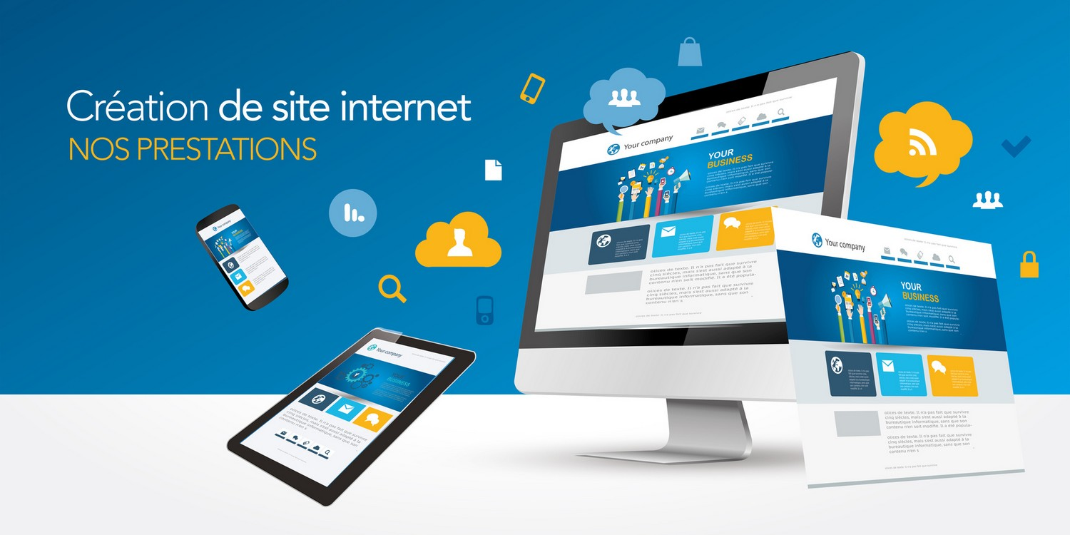PB GEST : Création de sites internet